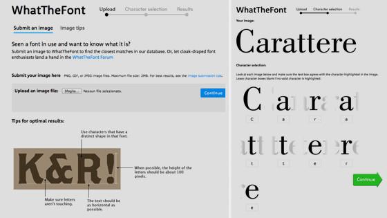 come si chiama questo font?