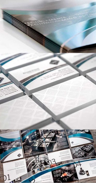 ADP stampi brochure